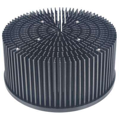200W COB LED Lighting Heat Sink - COB LED Heat Sink - DC Fan